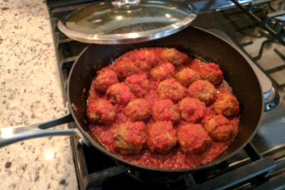 Low-Carb Meatloaf/Meatballs