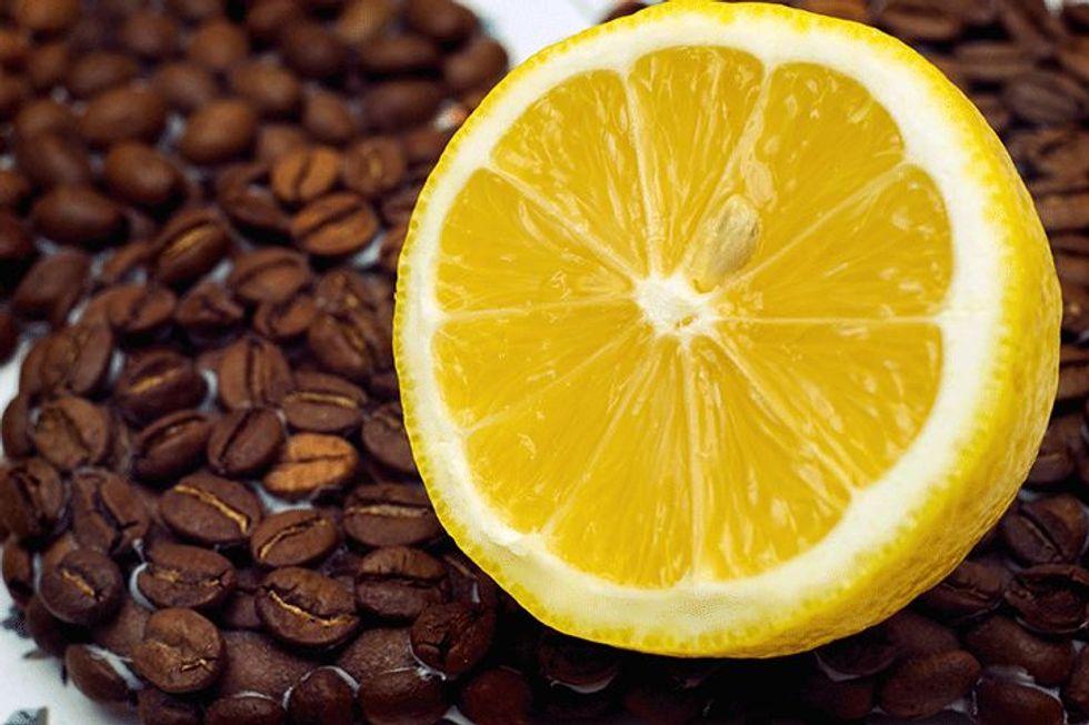 Immunity-Boosting Lemon Coffee