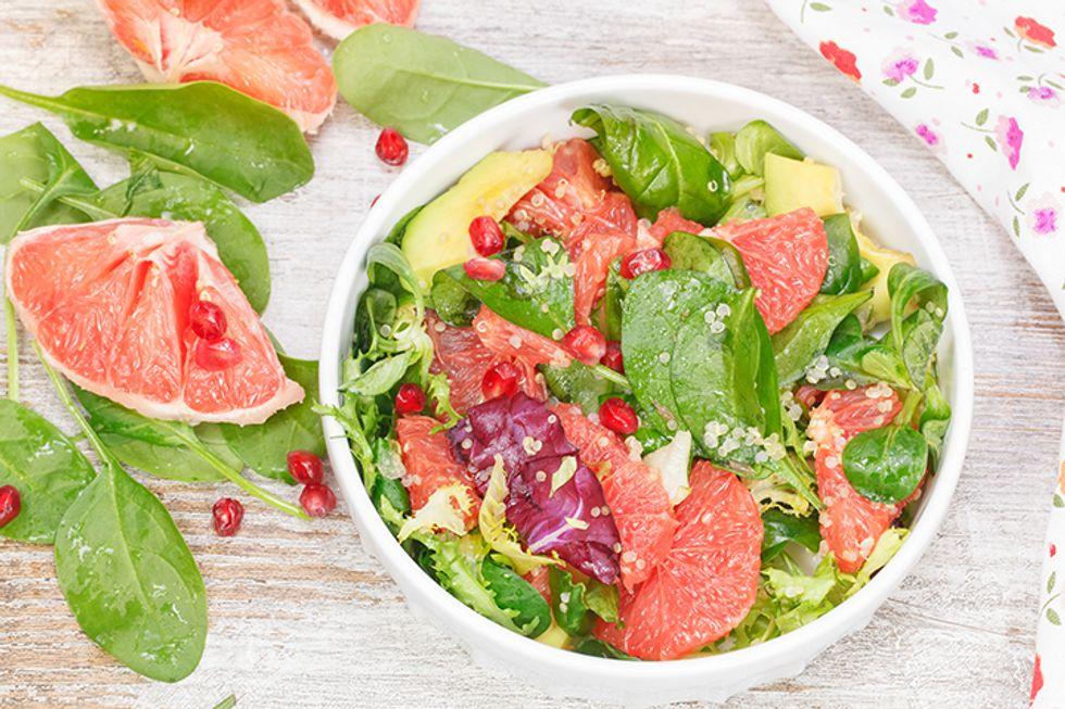 Cristina Ferrare's Body-Healing Salad