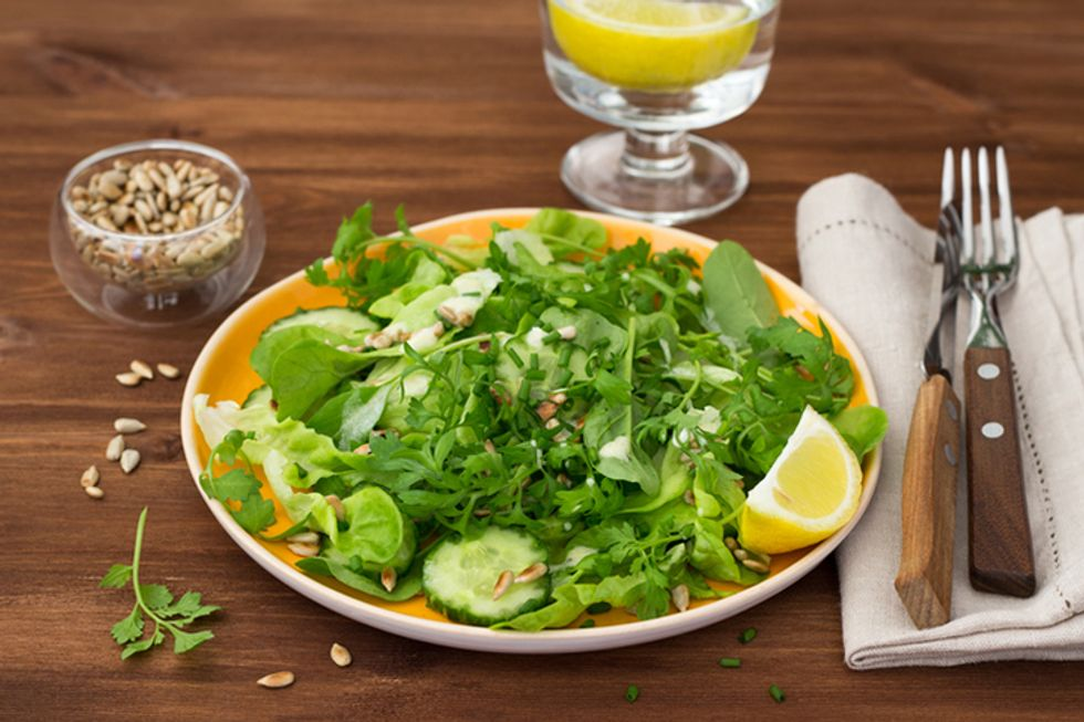 The Dr. Oz Anti-Aging Salad
