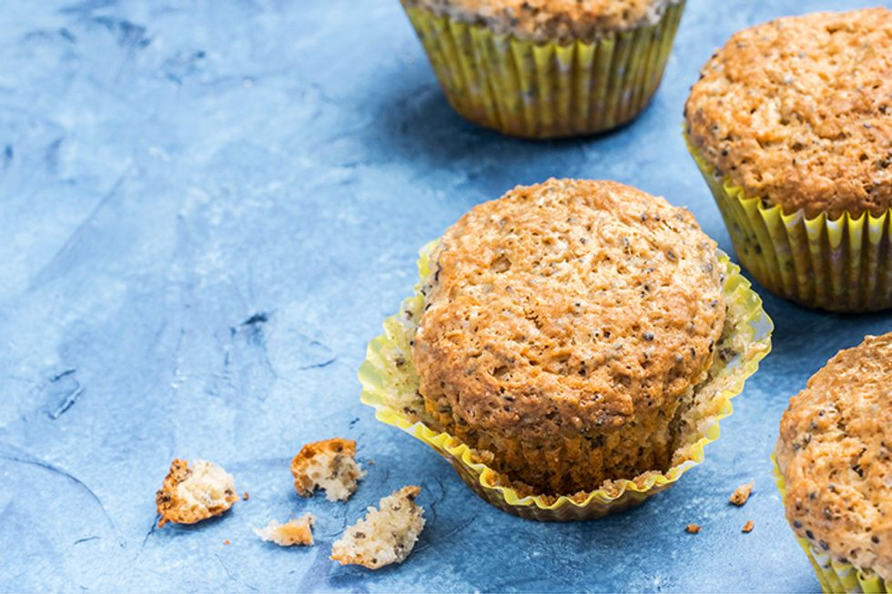 Dr. Melina Jampolis' Super Heart-Healthy Muffins