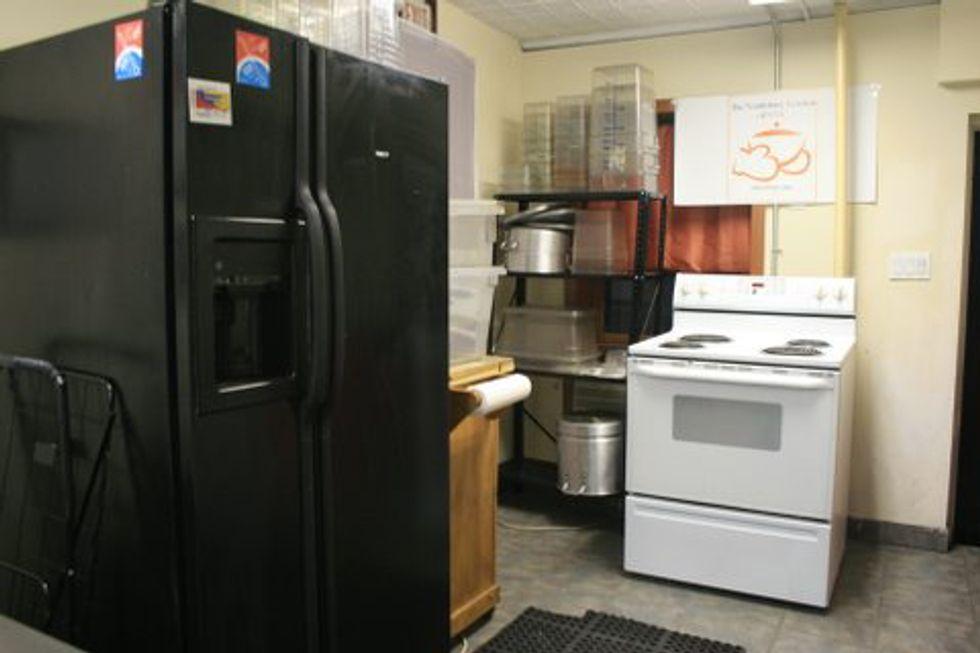 Nourishing Kitchen Renovation
