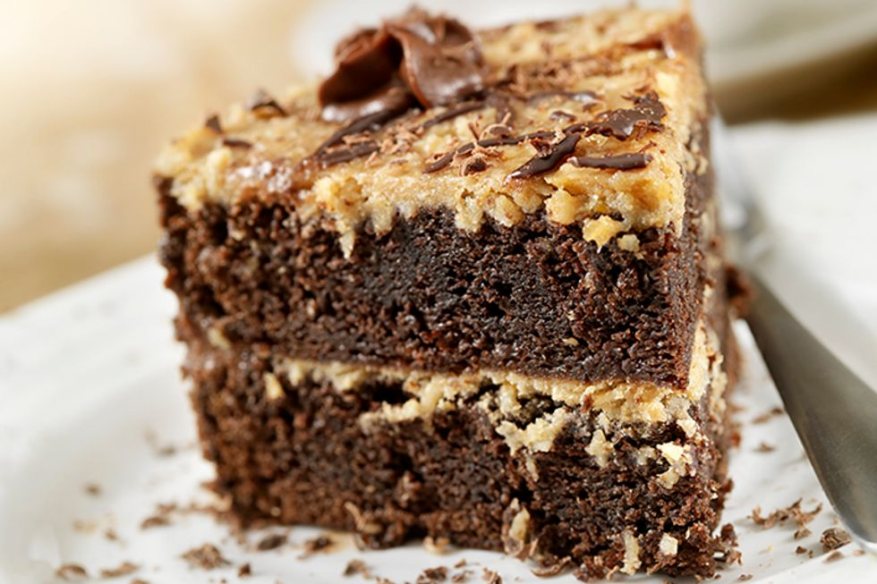 Daphne Oz's German Chocolate Cake