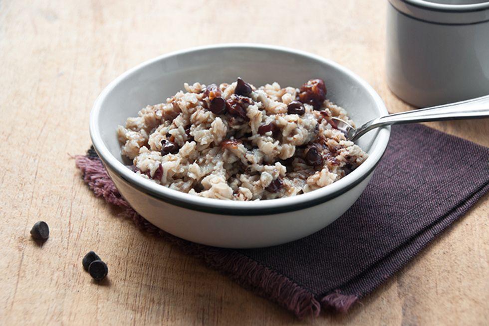 Freekeh Breakfast Bowl