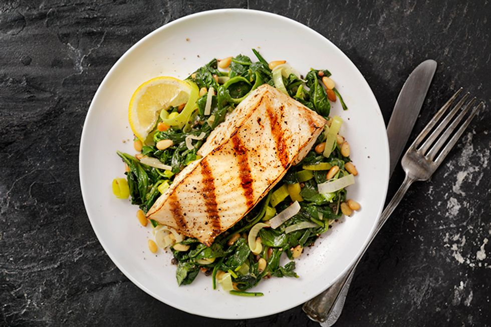 Cod and Kale