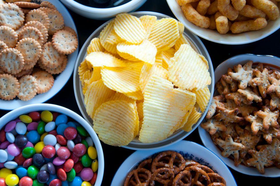 "Diet Cheat Sheet: Healthy ""Junk"" Foods"