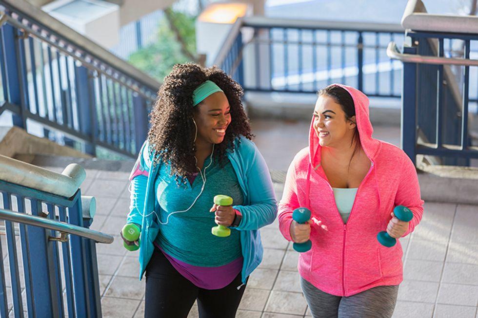 Poll: Do You Keep Your Sweaty Sports Bra on Post-Workout?