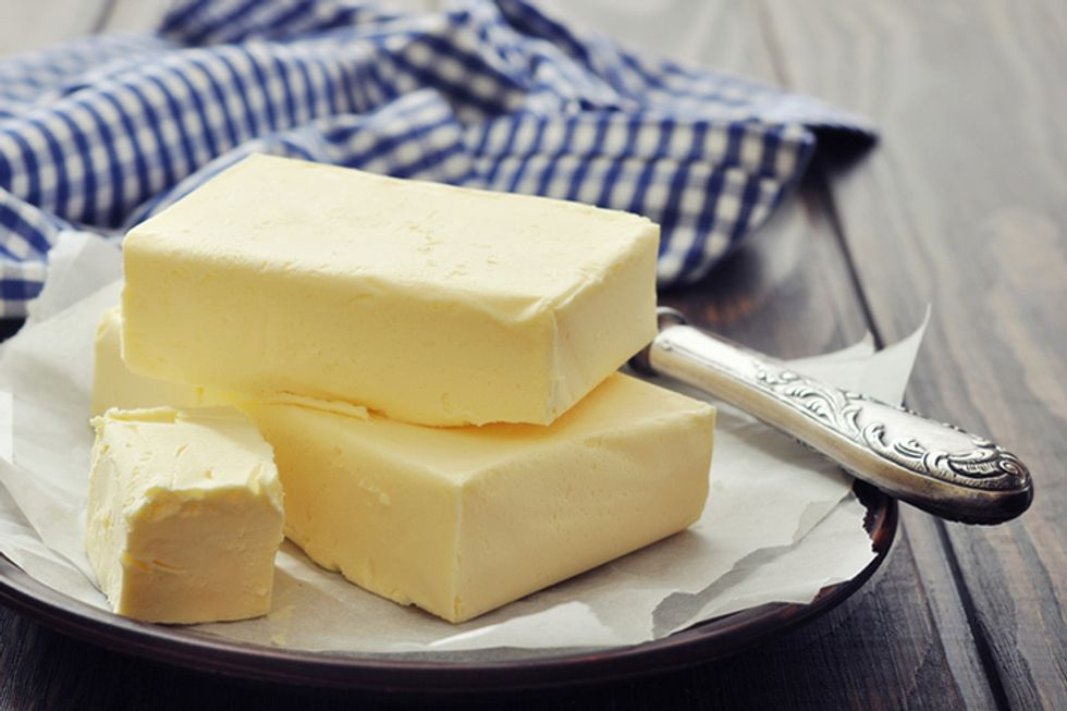 Butter Flavoring May Aggravate Alzheimer's