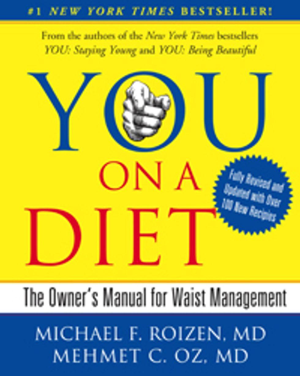 Dr. Oz's YOU Books