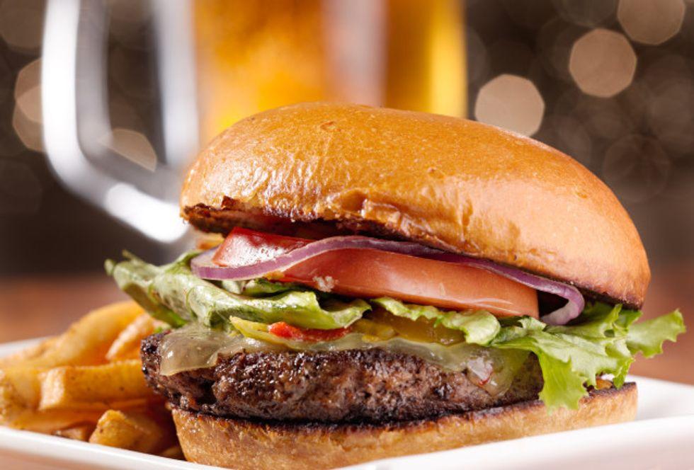 Dr. Oz's Fast Food Diet