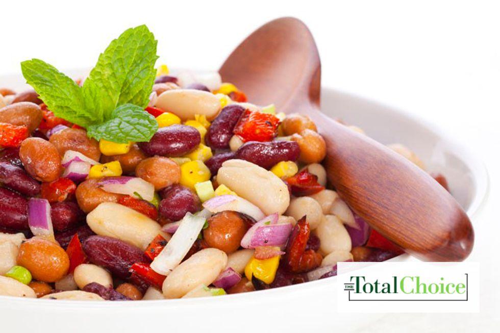 Total Choice Fiesta Bean Salad