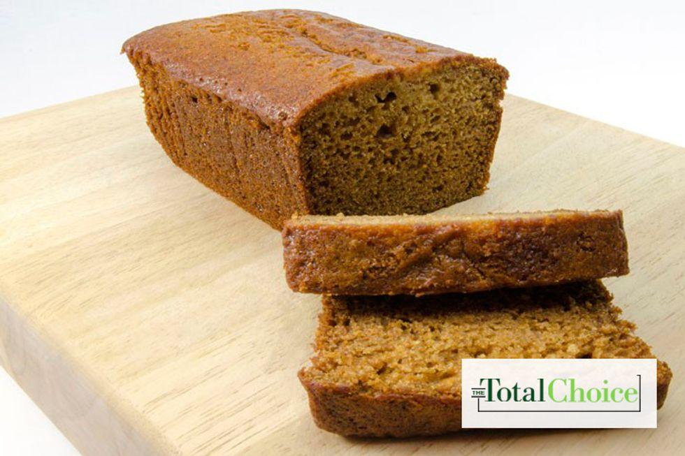 Total Choice Chia Gingerbread Cake