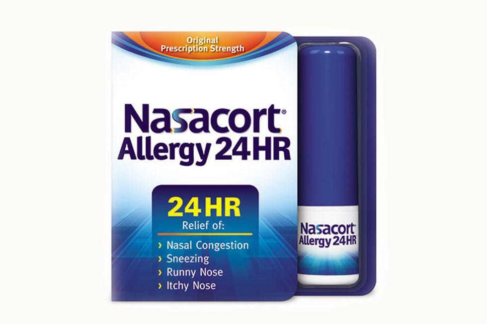 Nasacort Allergy 24HR March 2015 Giveaway