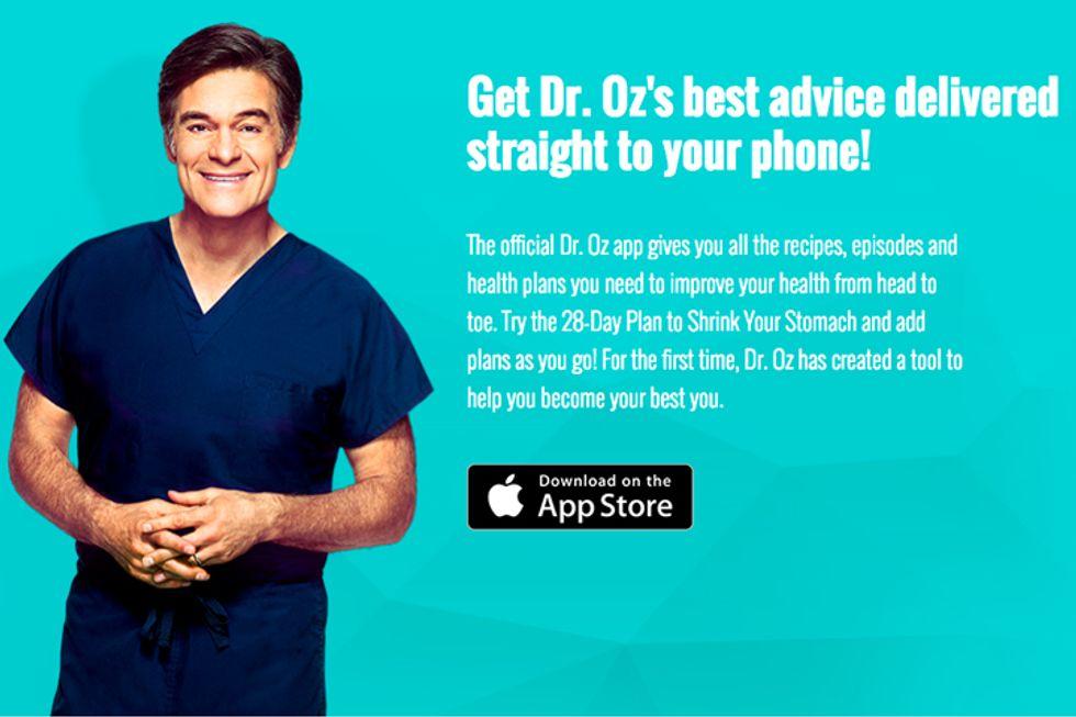 Dr. Oz App