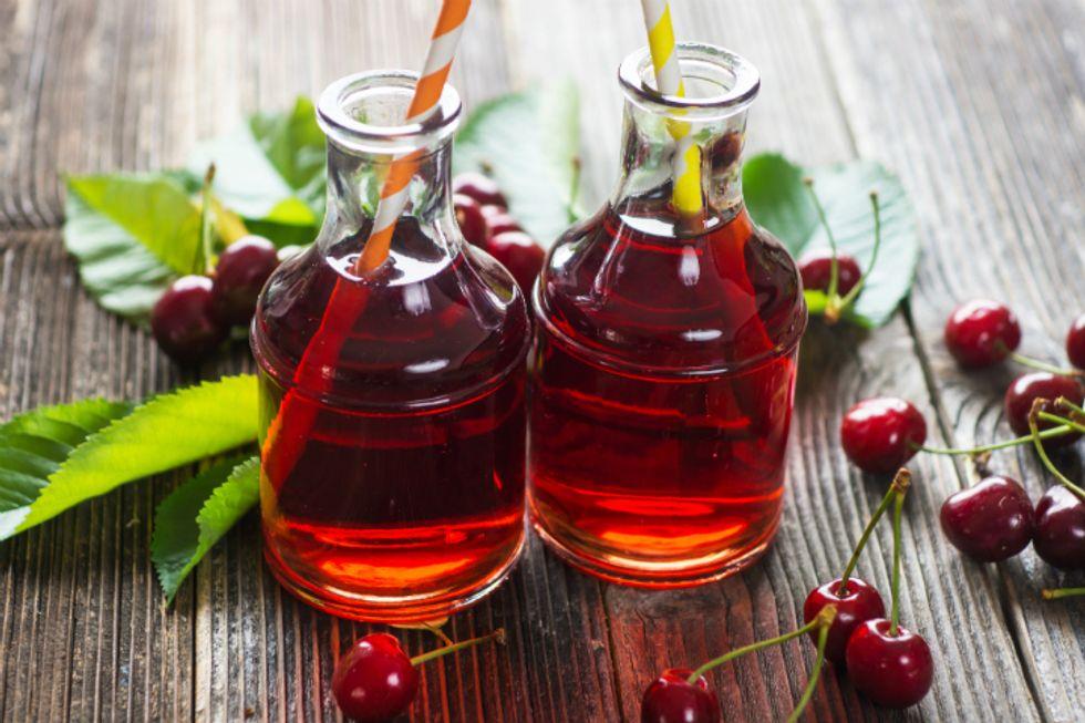 Tart Cherry Juice Elixir