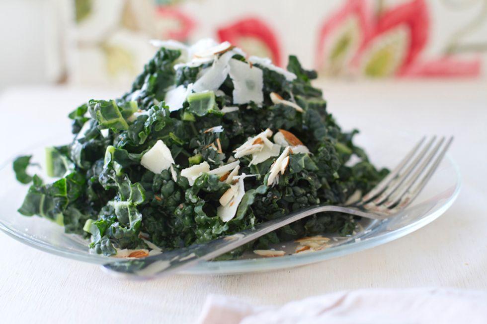 Tim McGraw's Kale Salad
