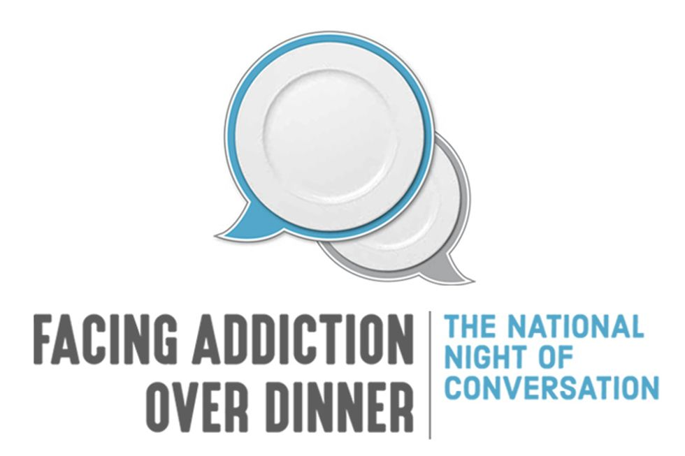 Facing Addiction Over Dinner Discussion Guide