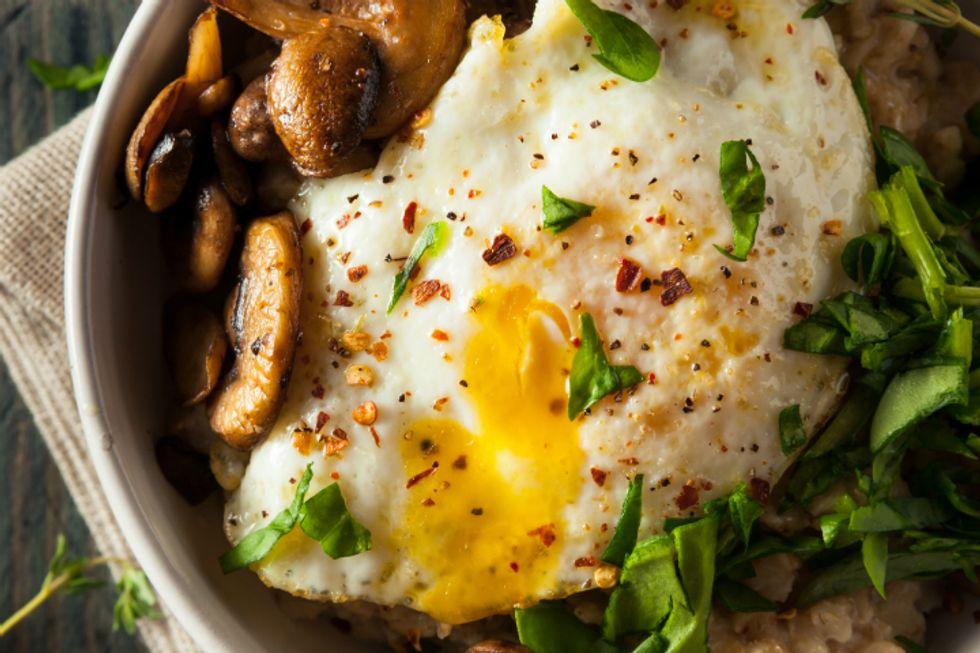 Protein Breakfast Bowl