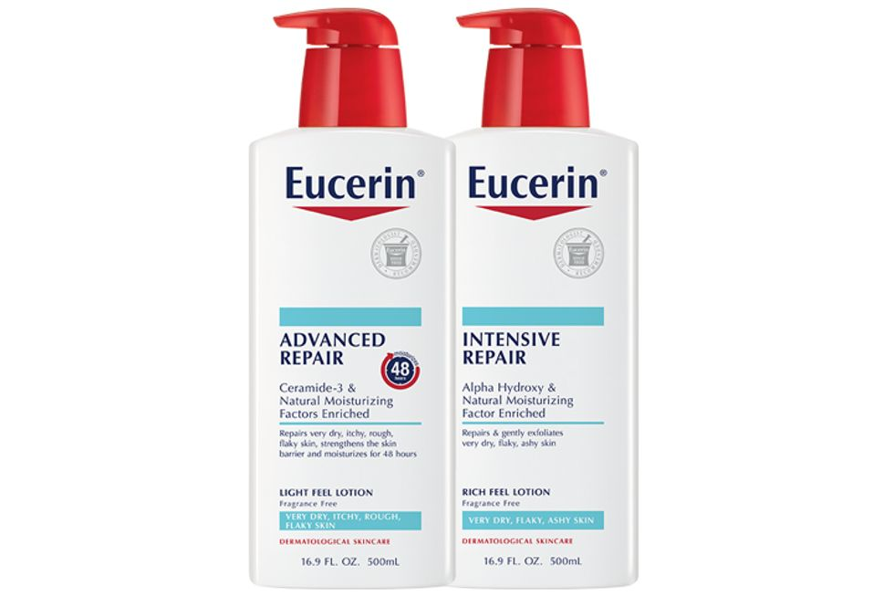 Enter to Win: Eucerin Repair Lotion Giveaway