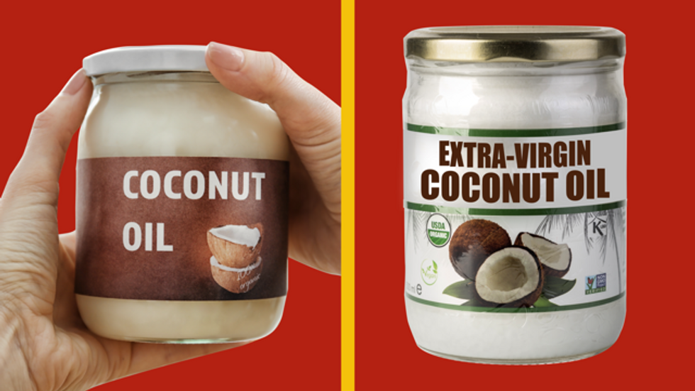Poll: Which Coconut Oil Would You Buy?