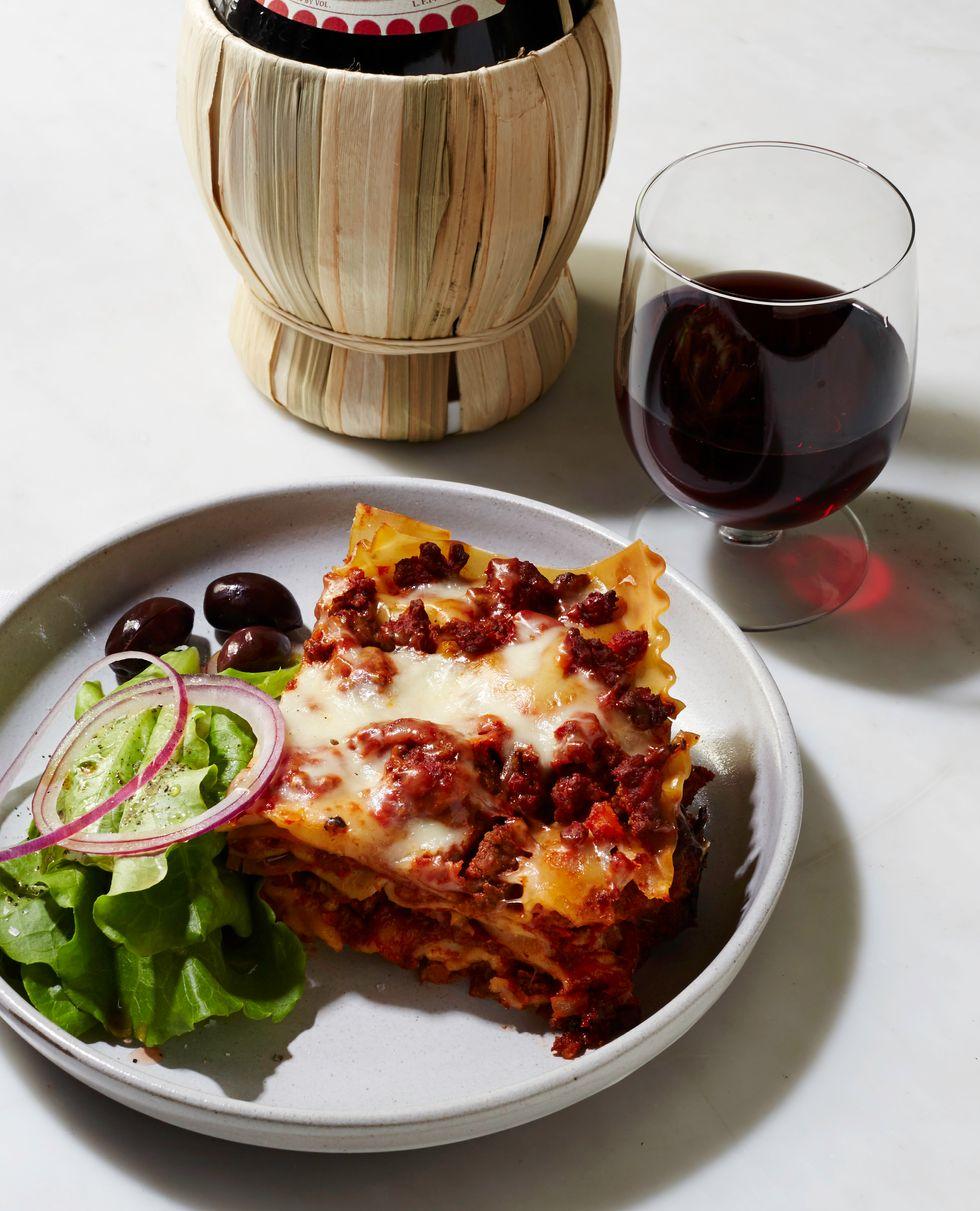 Martha Stewart's Sausage Lasagna