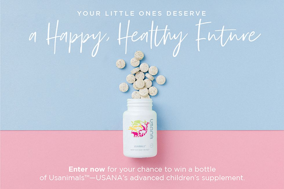 Enter for a Chance to Win: USANA Usanimals