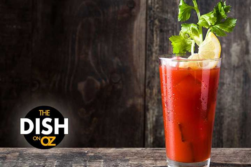 Jamika Pessoa's Classic Bloody Mary