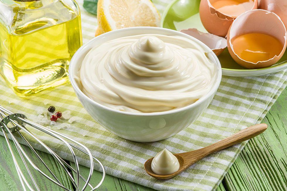 Homemade 1-Minute Mayo