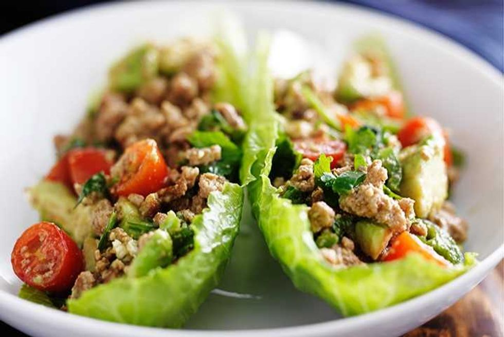 Cauliflower Tacos