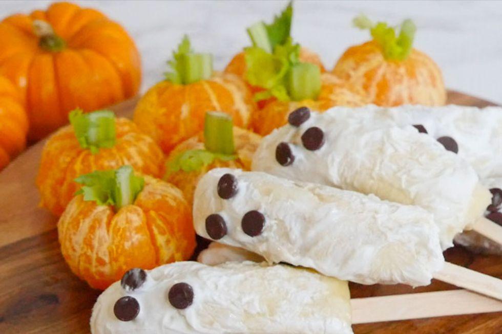 Spooky Snack Platter