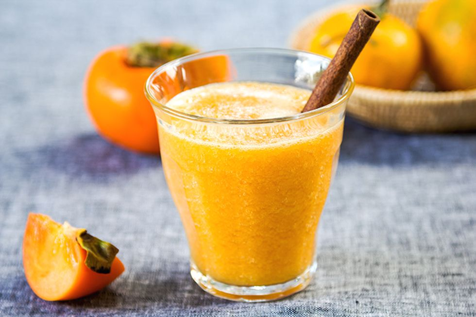 Persimmon Punch