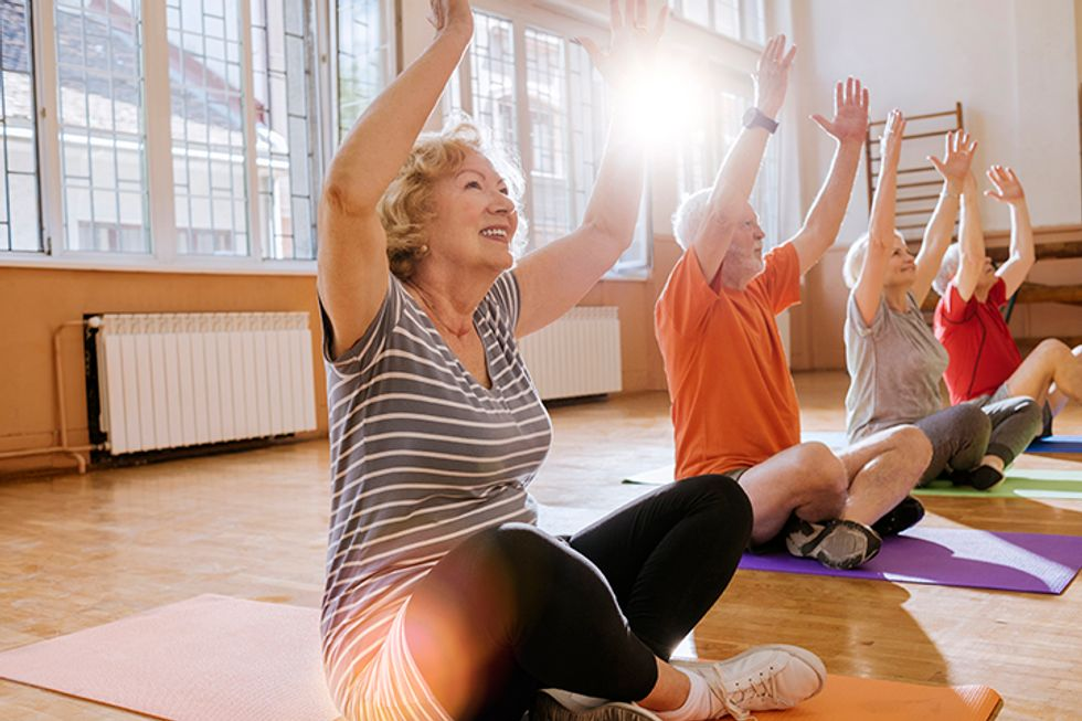 5 Benefits of Exercise for the Elderly