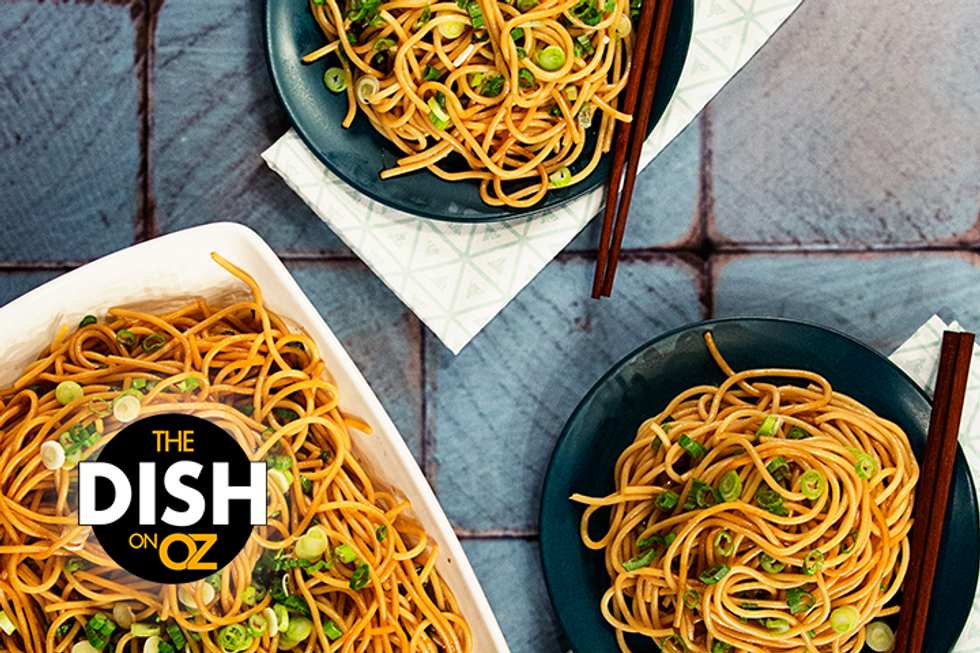 Alex Guarnaschelli's Chinese Chilled Noodles