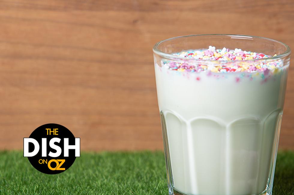 Jamika Pessoa's Breakfast Cereal Milkshake
