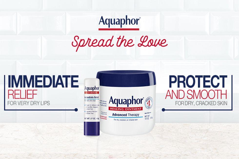 Enter to Win: Aquaphor Product Giveaway October 2019