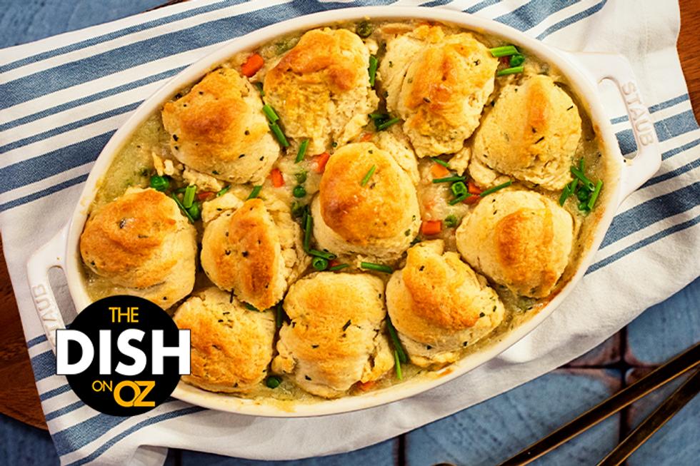 The Dish's Chicken Pot Pie