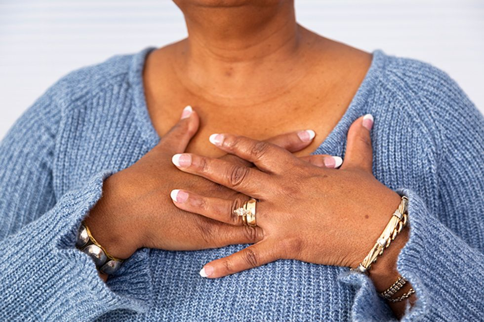 What Does My Chest Pain Mean? Use This Checklist to Determine If It's Serious