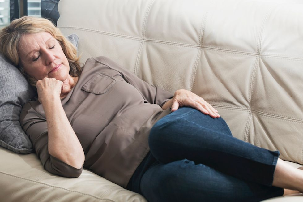Type 2 Diabetes & Sleep Are Linked — Especially in Postmenopausal Women