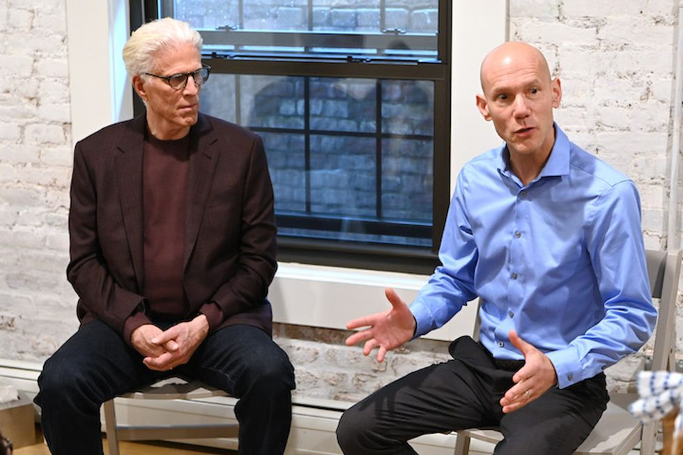 Ted Danson On the Power of Meditation & What It Did For His Relationships