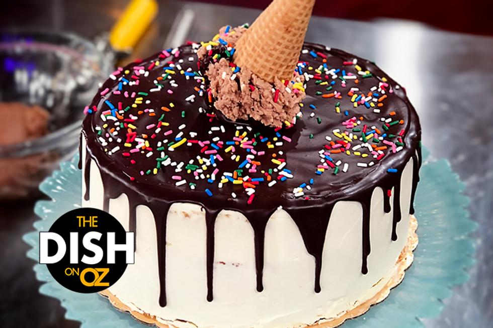 Daphne Oz's Drip Cake