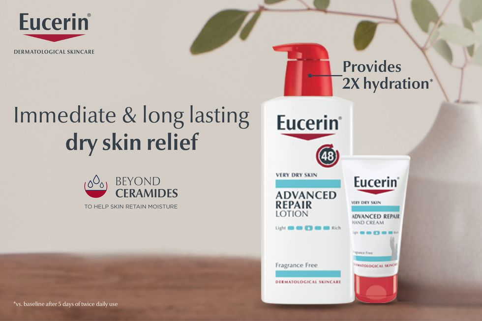 Enter to Win: The Eucerin® Advanced Repair November 2020 Giveaway
