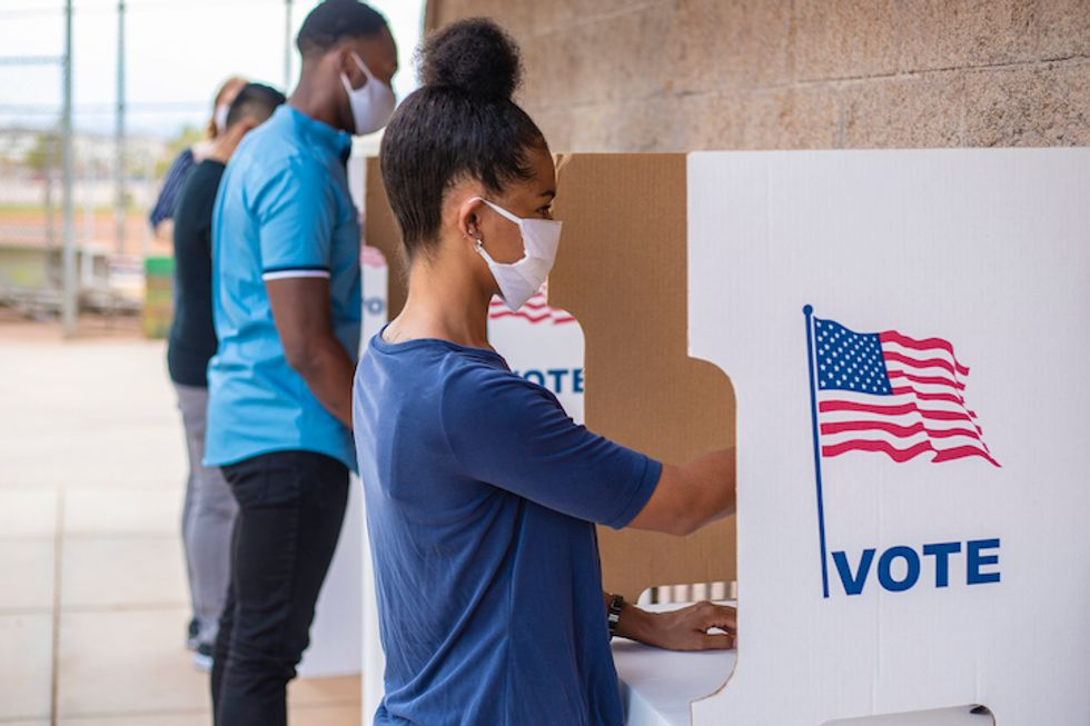 What Are Your Health Concerns If You Are Voting In Person?