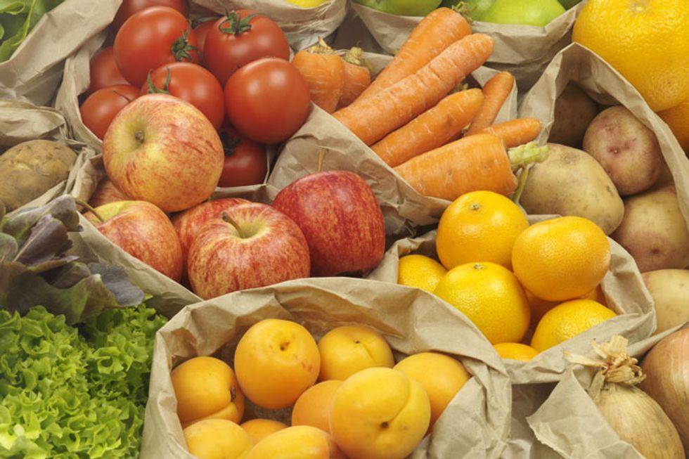 Organic Grocery List