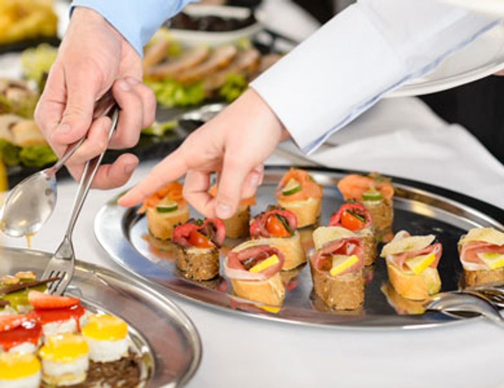 "The Hidden Calories in ""Healthy"" Party Foods"