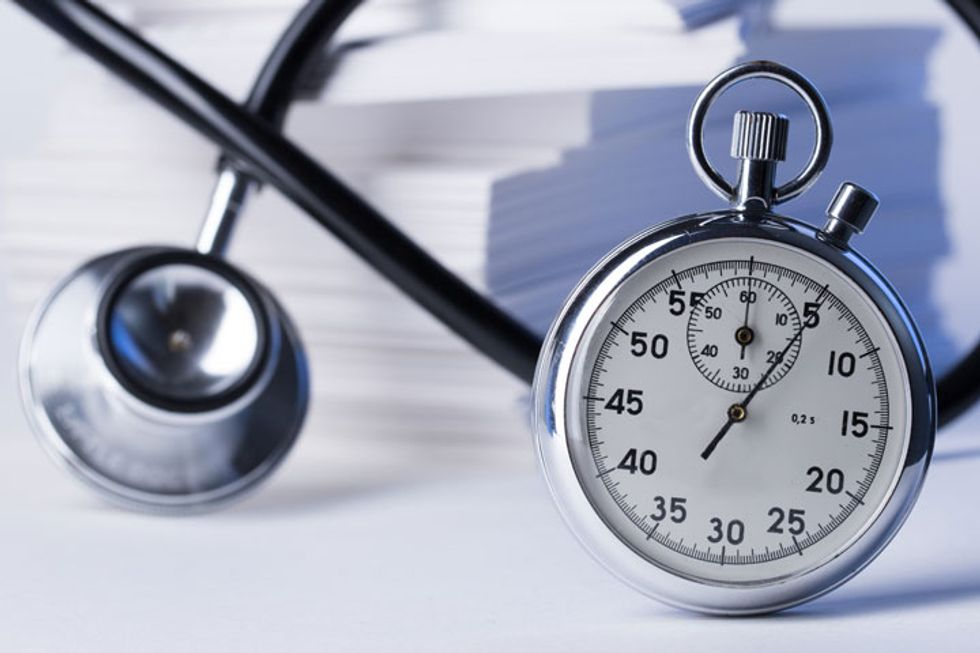 10-Second Health Assessments