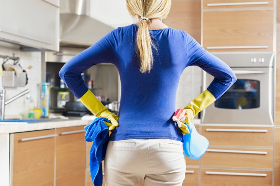 Hidden Germs in Your Home