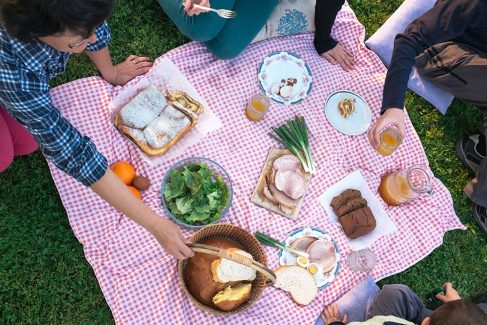 Dr. Oz's Healthy Summer Picnic Guide