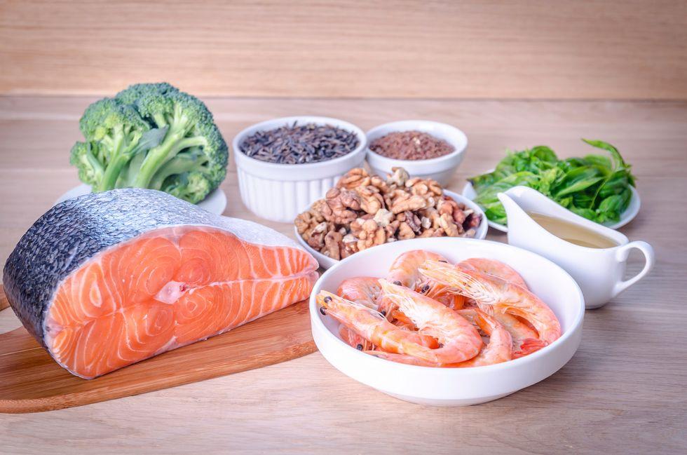 Cholesterol-Lowering Grocery List