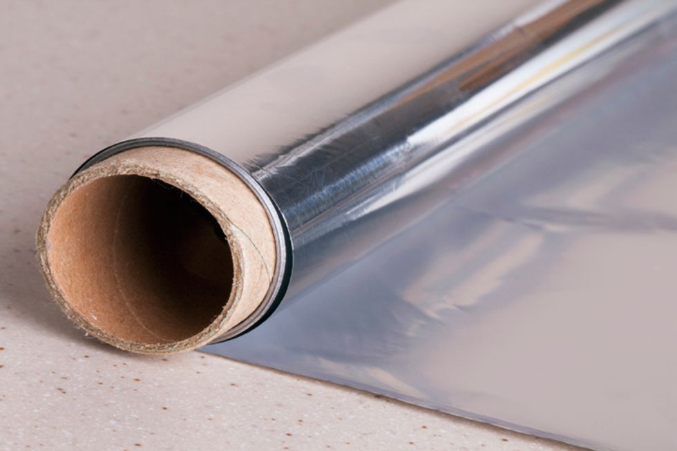 7 Surprising Uses for Aluminum Foil