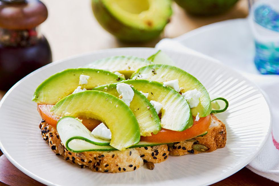 10 Filling Breakfasts Full of Good Fats